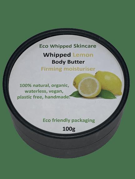 Whipped Lemon Firming Body Butter Kind Shop