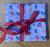Children Kids Reusable Fabric Gift Wrap (Blue Pirate Theme)