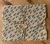 Kids Beeswax Sandwich Wrap with Button & String Fastening Set (Trees & Orange Stars)