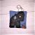 Cocker Spaniel Eco Plastic Free Dog Poo Bag Holder – black